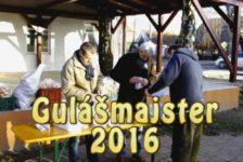 VIDEO a FOTO-GALÉRIA s výsledkami Gulášmajster 2016