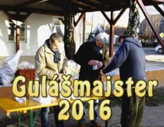 NOVÉ VIDEO a FOTO-GALÉRIA s výsledkami Gulášmajster 2016
