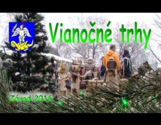 VIDEO a Fotogaléria z Vianočných trhov 2016