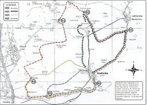 Mapa H10-50
