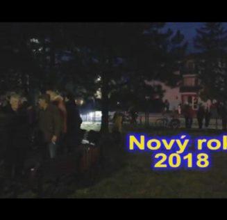 VIDEO – Nový rok 2018 v Závode