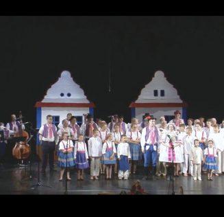 Večer autentického folklóru zo Závodu v Bratislave