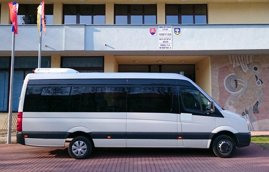 Autobus Oú Závod 2016