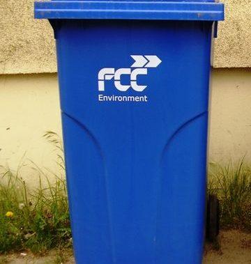 Zvoz komunálneho odpadu (19.11.2020) + Nový rozpis na II. polrok 2020