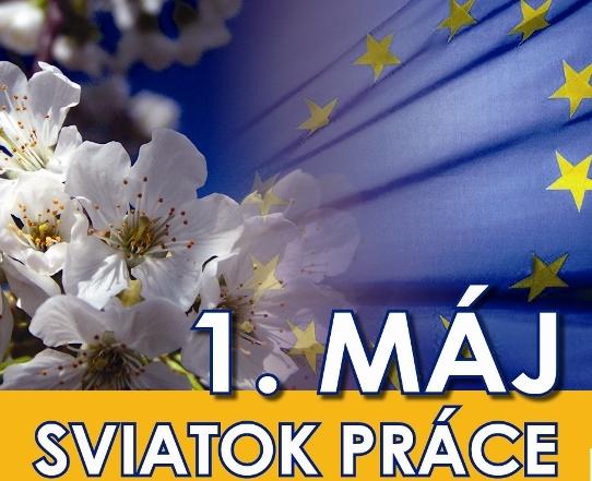 1.máj EU