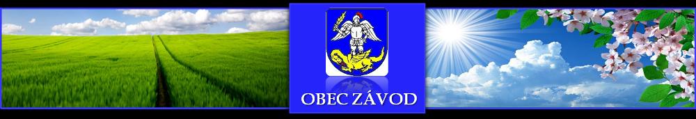 Obec Závod