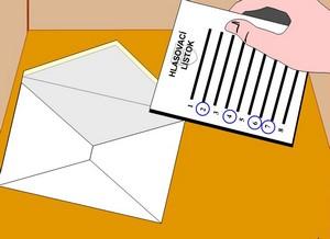 KV – Zoznam zaregistrovaných kandidátov