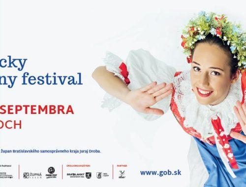 Záhorácky folklórny festival 2018