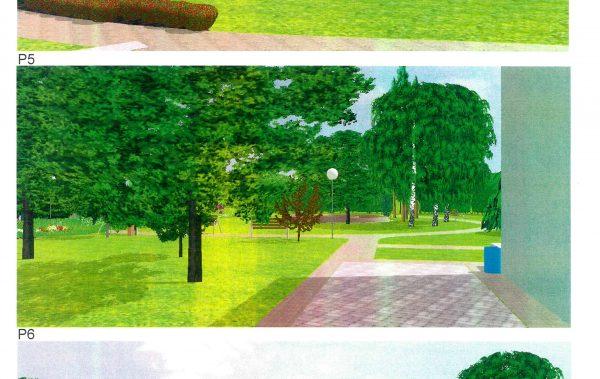"""""""Nový"""" park v Základnej škole"""