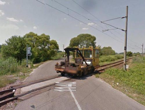 Uzávierka železničného priecestia Borský Svätý Jur – Šaštín Stráže