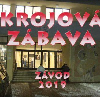 VIDEO | Krojová zábava 2019