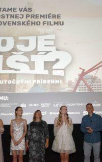 FILM | Poďakovanie Mira Drobného, režiséra filmu Kto je ďalší?