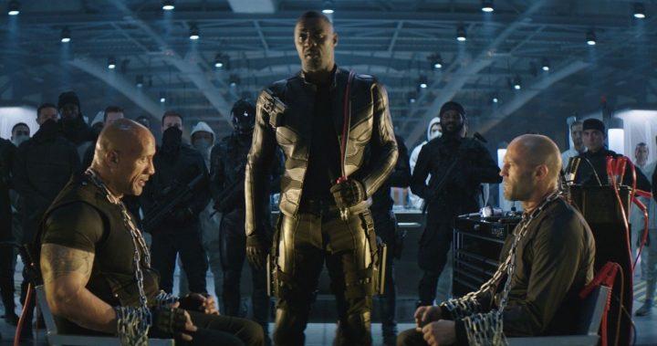 KINO | 24.1.2020 Rýchlo a zbesilo (Dwayne Johnson a Jason Statham)