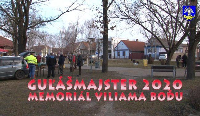 VIDEO | Gulášmajster 2020 – Výsledky